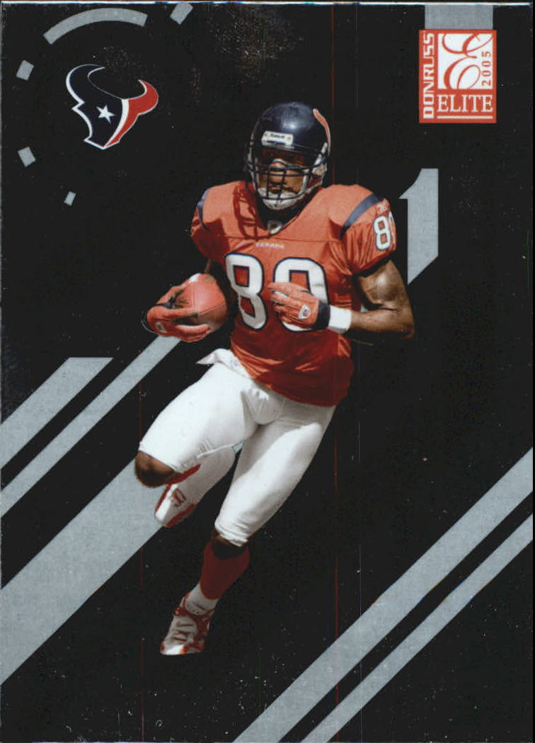 2005 Donruss Elite #37 Andre Johnson