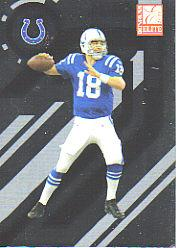2005 Donruss Elite #39 Peyton Manning