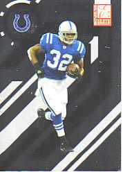 2005 Donruss Elite #40 Edgerrin James
