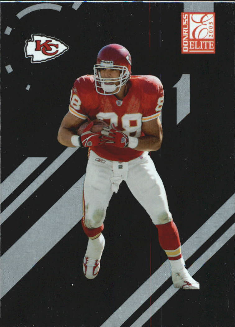 2005 Donruss Elite #49 Tony Gonzalez