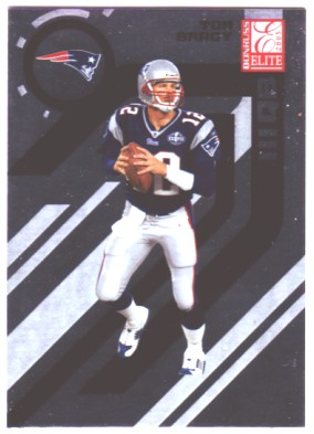 2005 Donruss Elite #56 Tom Brady