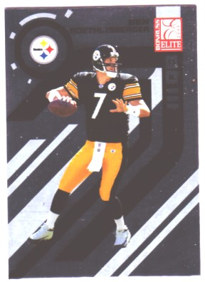 2005 Donruss Elite #72 Ben Roethlisberger