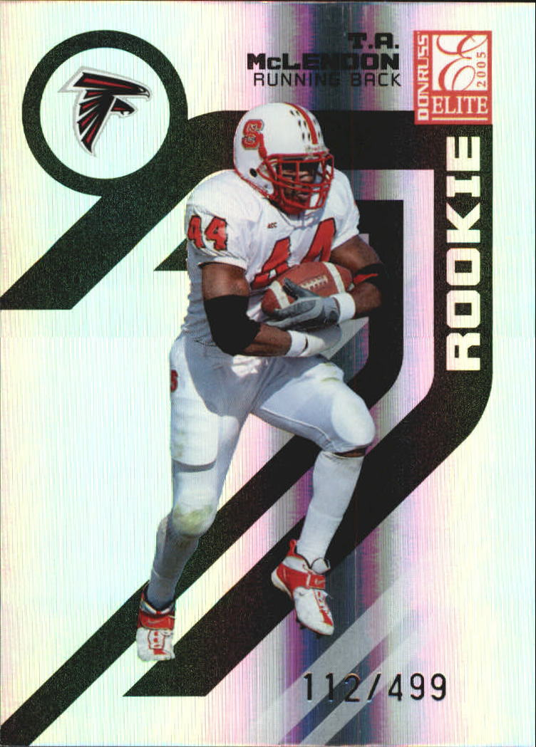 2005 Donruss Elite #190 T.A. McLendon RC