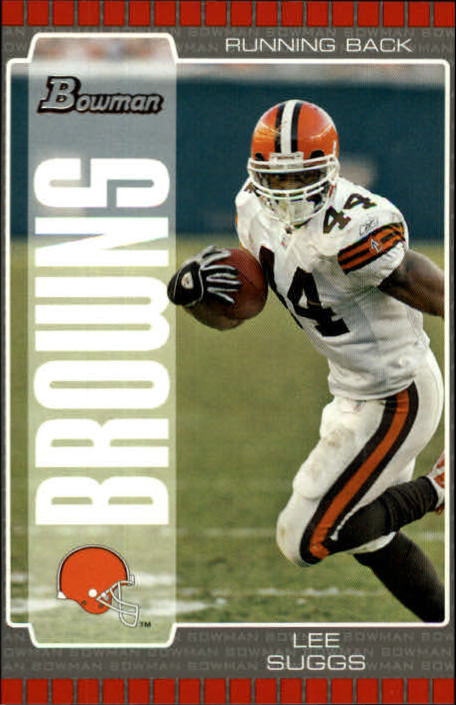 2005 Bowman #82 Lee Suggs