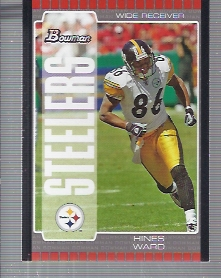 2005 Bowman #86 Hines Ward
