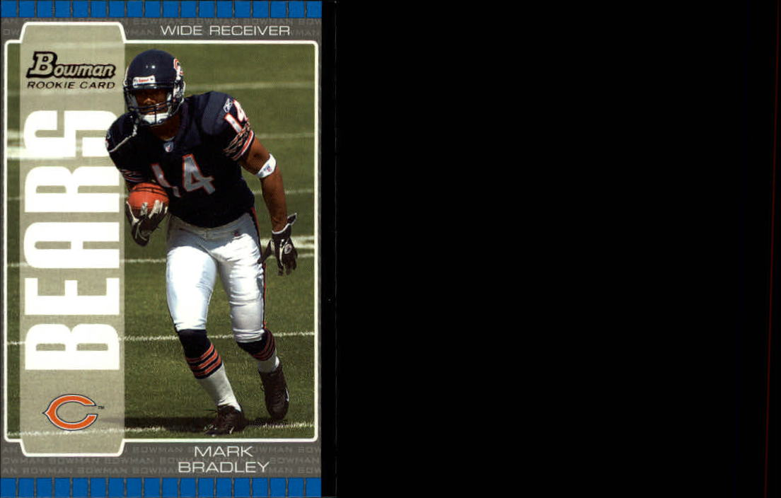 2005 Bowman #125 Mark Bradley RC