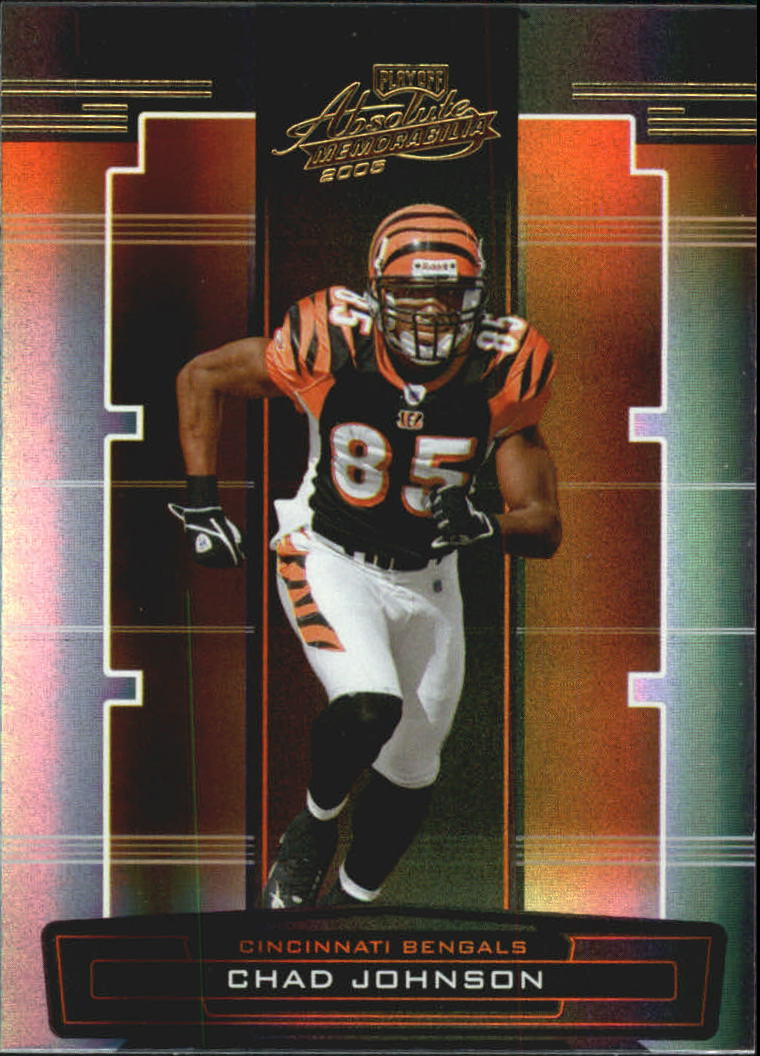 2005 Absolute Memorabilia #33 Chad Johnson