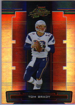 2005 Absolute Memorabilia #90 Tom Brady