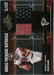 2005 Absolute Memorabilia #227 Roddy White RPM RC
