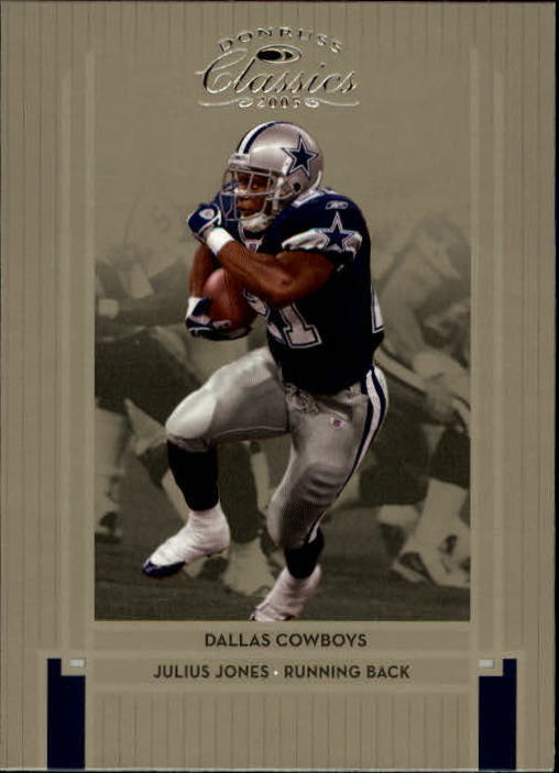 2005 Donruss Classics #25 Julius Jones