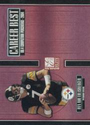 2005 Donruss Elite Career Best Red #CB3 Ben Roethlisberger