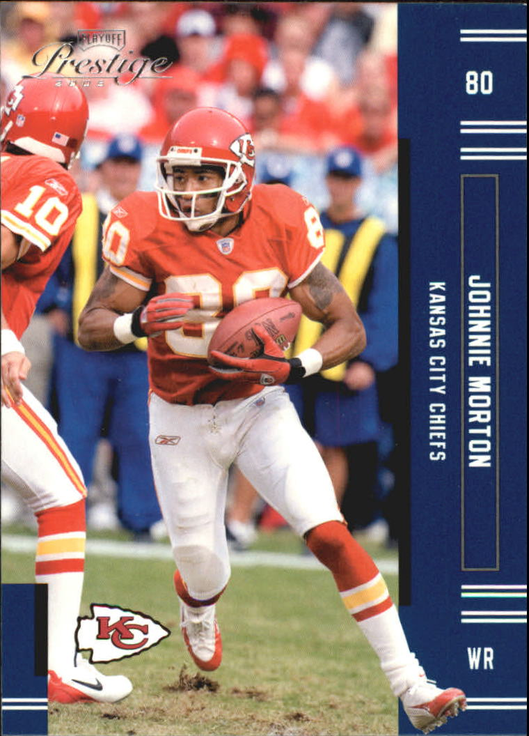 2005 Playoff Prestige #66 Johnnie Morton