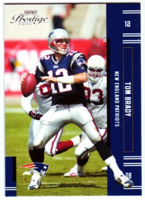 2005 Playoff Prestige #79 Tom Brady