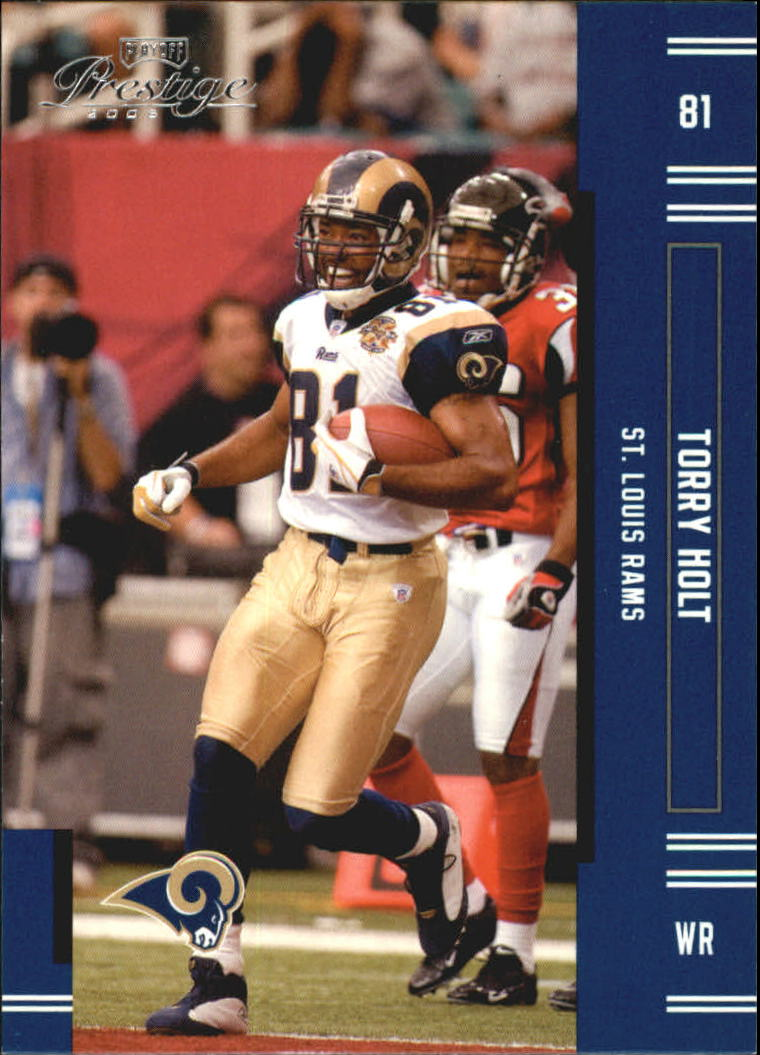 2005 Playoff Prestige #131 Torry Holt