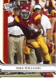 2005 Press Pass SE #30 Mike Williams