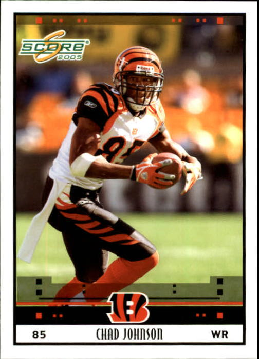 2005 Score #56 Chad Johnson