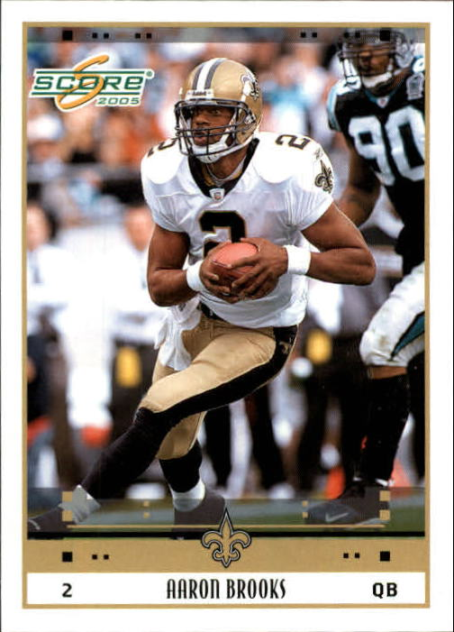 2005 Score #175 Aaron Brooks