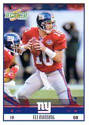 2005 Score #184 Eli Manning