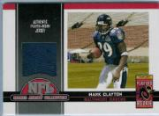 2005 Topps Total Rookie Jerseys #2 Mark Clayton