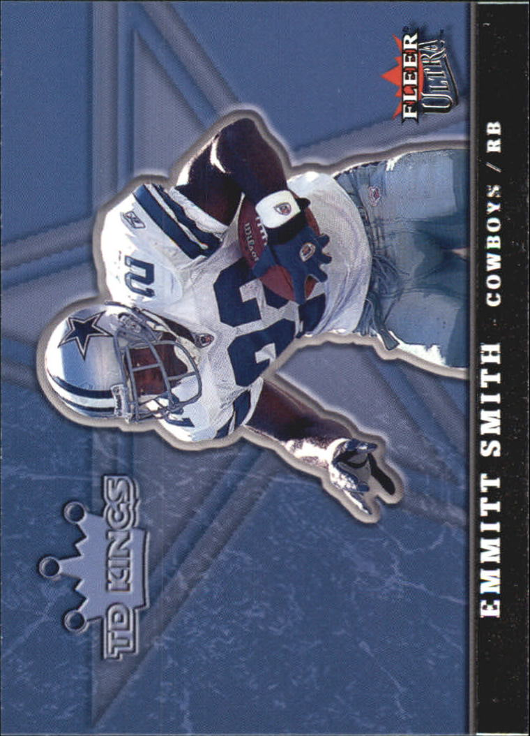 2005 Ultra TD Kings #14 Emmitt Smith front image