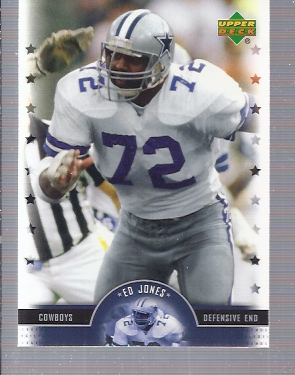 2005 Upper Deck Legends #10 Ed Jones
