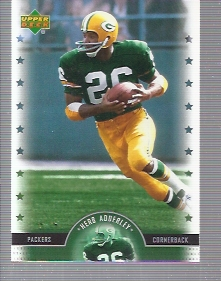 2005 Upper Deck Legends #17 Herb Adderley