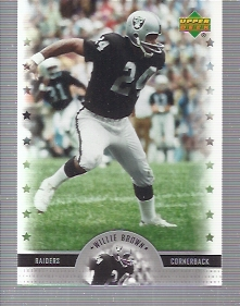 2005 Upper Deck Legends #29 Willie Brown