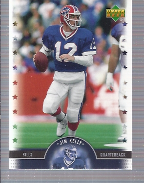 2005 Upper Deck Legends #40 Jim Kelly
