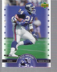 2005 Upper Deck Legends #42 Ottis Anderson