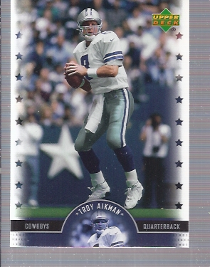2005 Upper Deck Legends #89 Troy Aikman