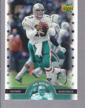 2005 Upper Deck Legends #92 Dan Marino