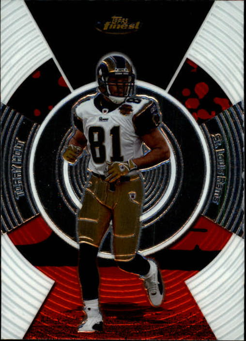 2005 Finest #25 Torry Holt
