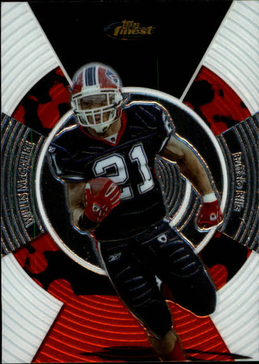 2005 Finest #73 Willis McGahee