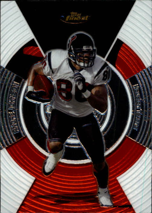 2005 Finest #85 Andre Johnson