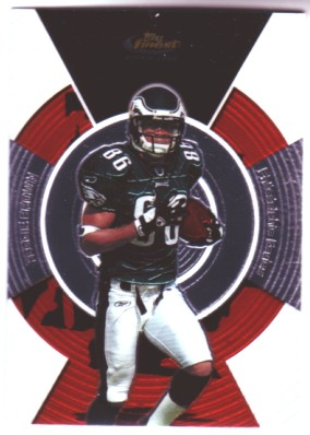 2005 Finest #130 Reggie Brown RC
