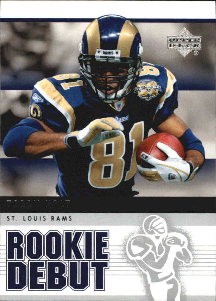 2005 Upper Deck Rookie Debut #91 Torry Holt