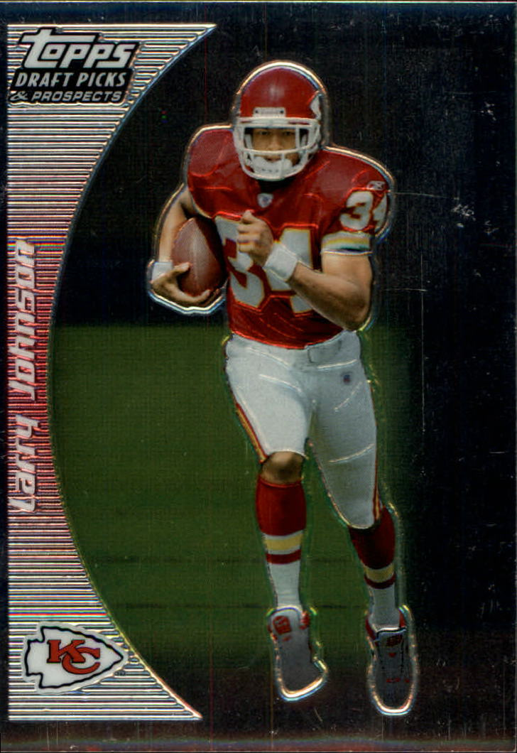 2005 Topps Draft Picks and Prospects Chrome #85 Larry Johnson