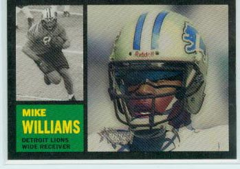 2005 Topps Heritage #64A Mike Williams