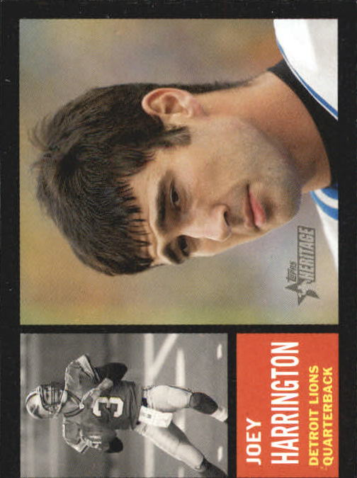 2005 Topps Heritage #111 Joey Harrington