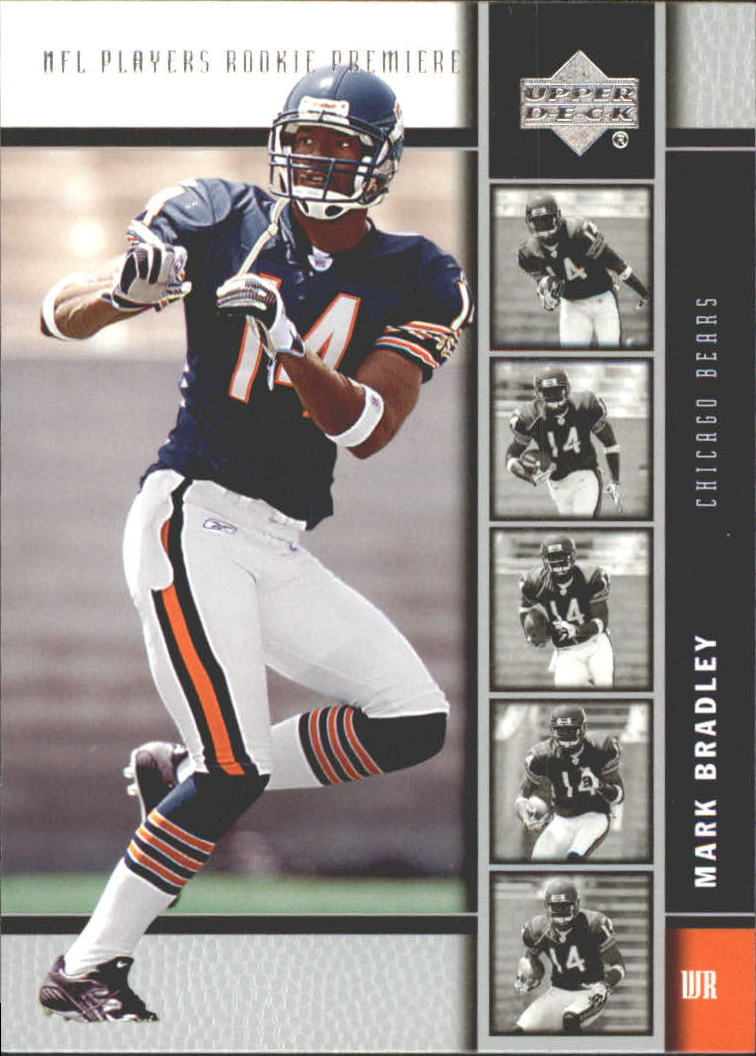 2005 Upper Deck Rookie Premiere #9 Mark Bradley