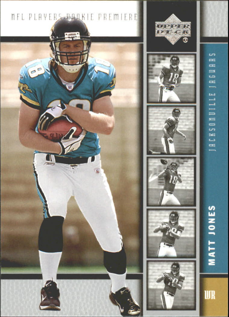 2005 Upper Deck Rookie Premiere #11 Matt Jones