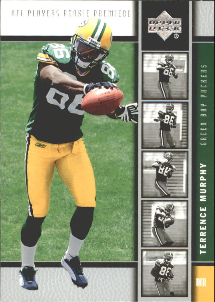 2005 Upper Deck Rookie Premiere #25 Terrence Murphy