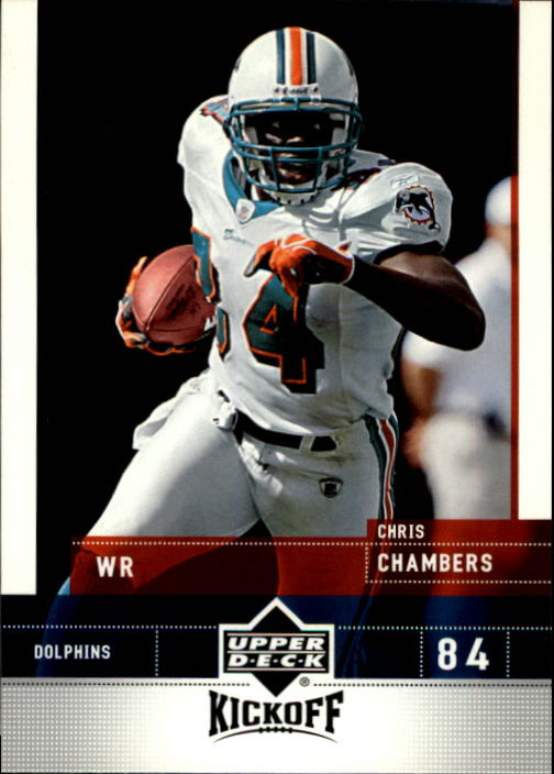 2005 Upper Deck Kickoff #47 Chris Chambers