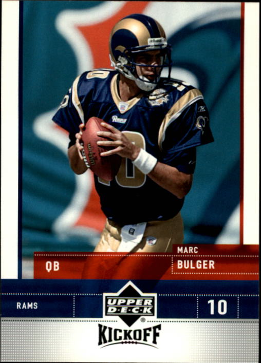 2005 Upper Deck Kickoff #79 Marc Bulger