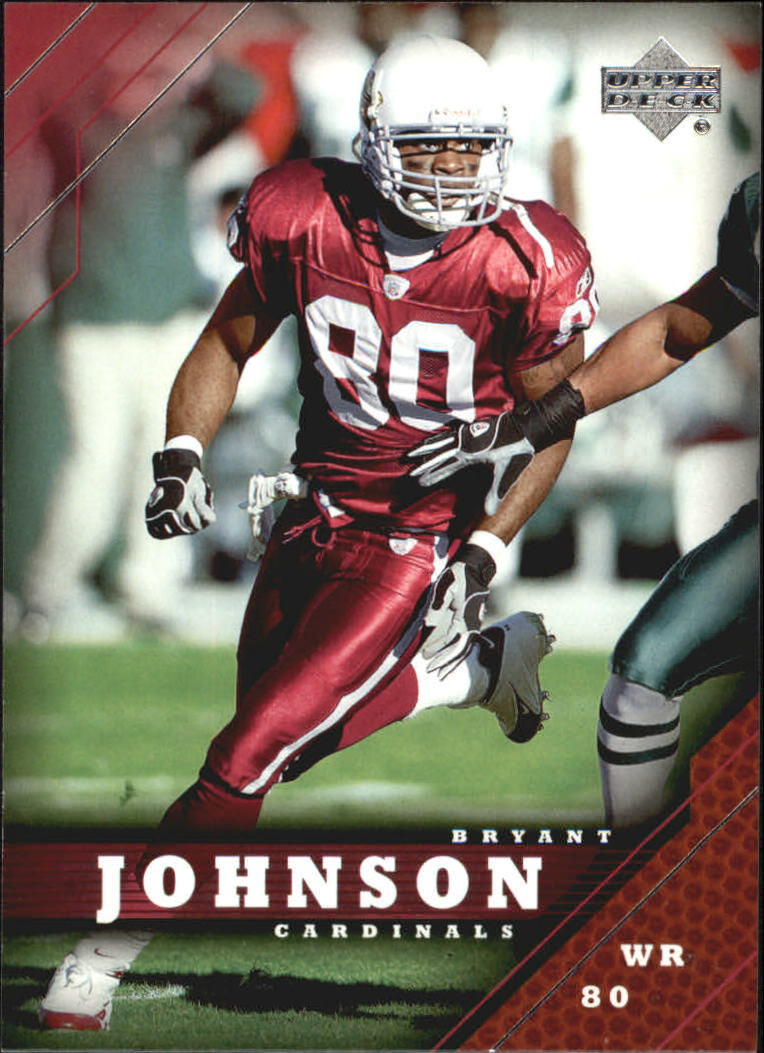 2005 Upper Deck #5 Bryant Johnson
