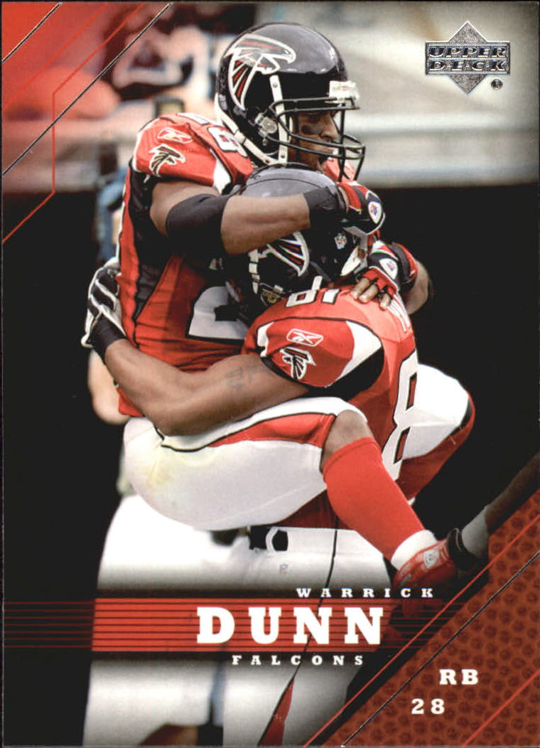 2005 Upper Deck #8 Warrick Dunn
