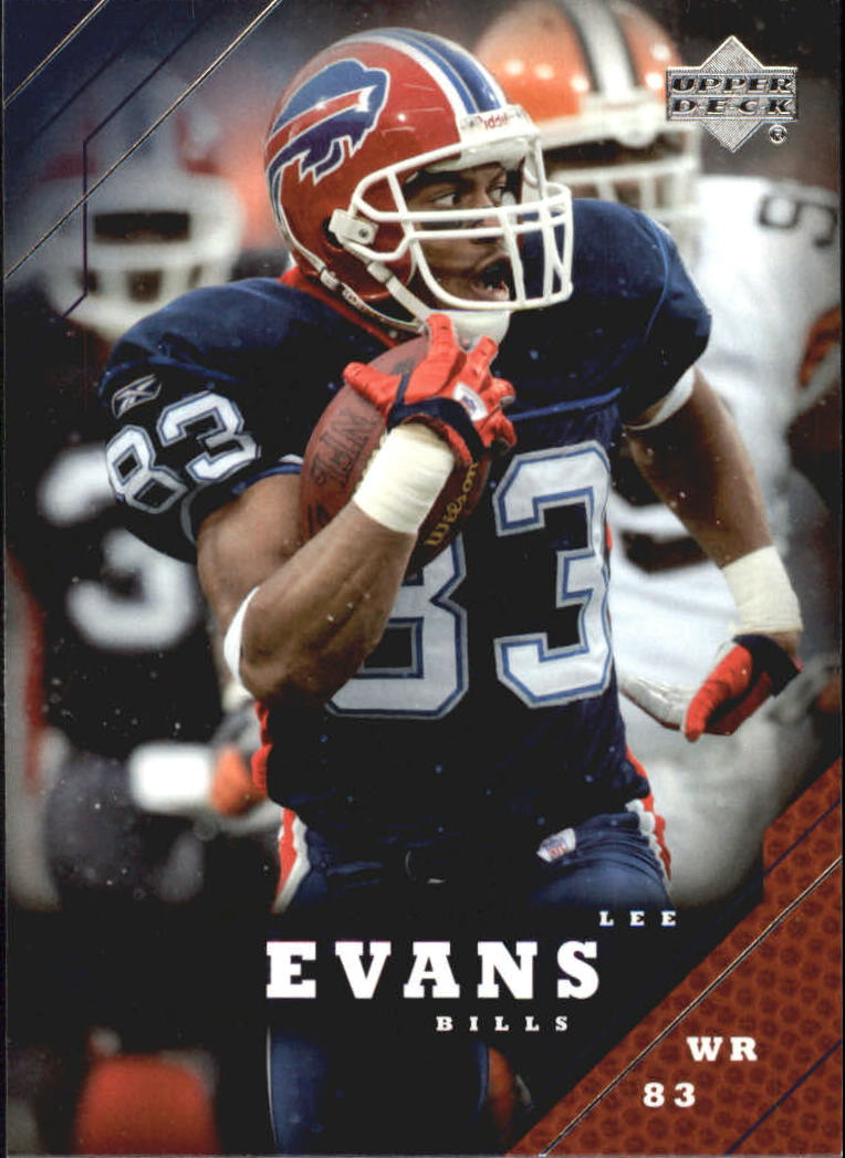 2005 Upper Deck #22 Lee Evans