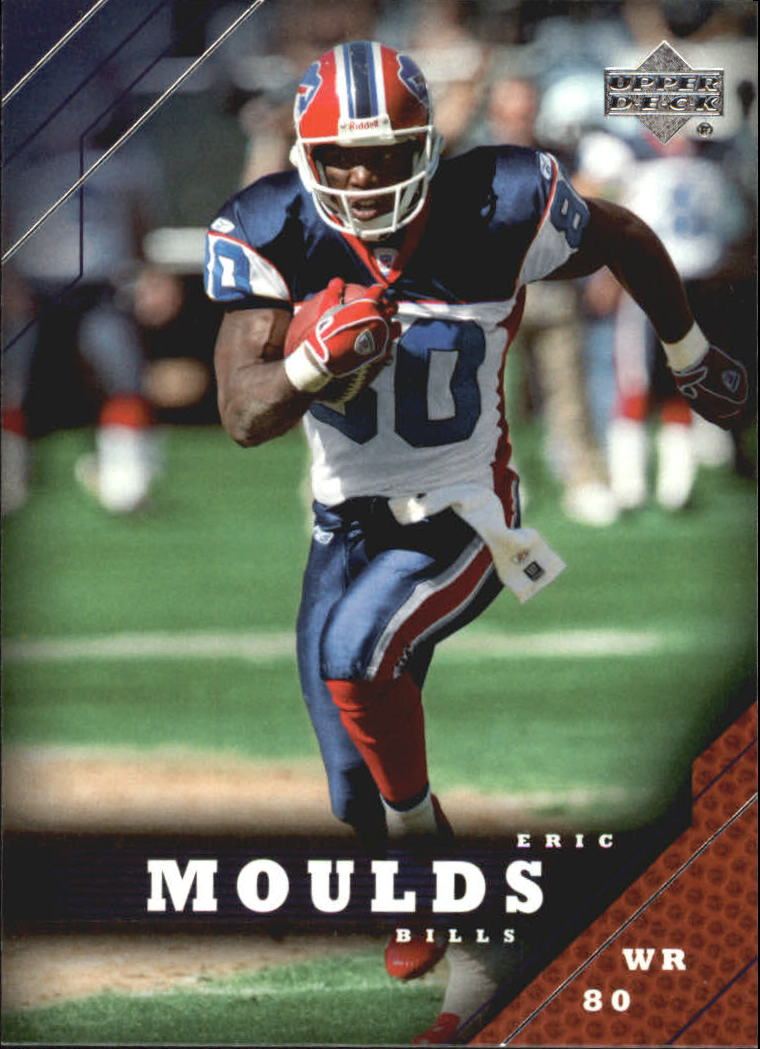 2005 Upper Deck #23 Eric Moulds