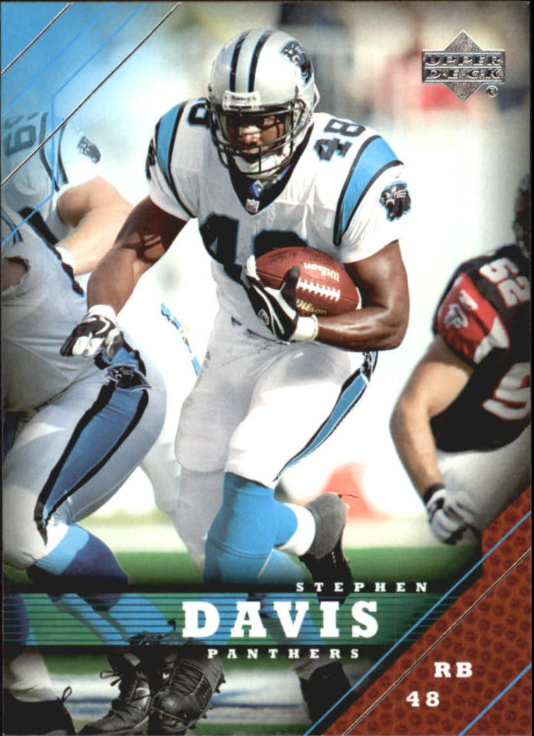 2005 Upper Deck #28 Stephen Davis