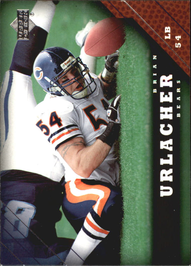 2005 Upper Deck #32 Brian Urlacher